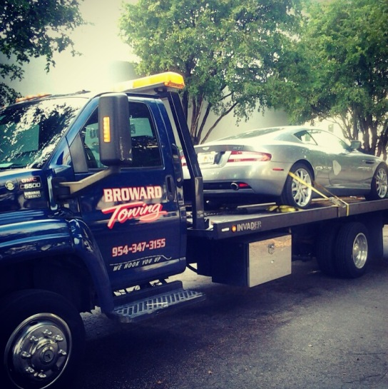 Towing Lauderdale